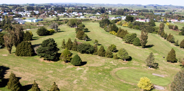 Eltham Golf Course